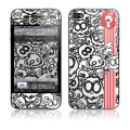 GelaSkins Monster for iPhone 4