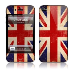 GelaSkins Union Jack for iPhone 4