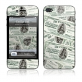 GelaSkins Dollar Bill for iPhone 4