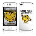GelaSkins Little Miss Sunshine for iPhone 4