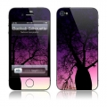 GelaSkins Baobab Silhouette for iPhone 4