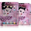 GelaSkins Coffee Angel for iPad 4, iPad 3, iPad 2