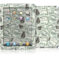 GelaSkins Dollar Bill for iPad 4, iPad 3, iPad 2