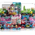 GelaSkins London Skyline for iPad 4, iPad 3, iPad 2