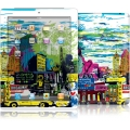 GelaSkins New York Skyline for iPad 4, iPad 3, iPad 2