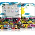GelaSkins Paris Skyline for iPad 4, iPad 3, iPad 2