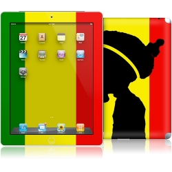 GelaSkins Rastabua for iPad 4, iPad 3, iPad 2