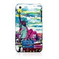 Gelaskins New York Skyline for iPhone 3G, 3GS