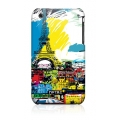 Gelaskins Paris Skyline for iPhone 3G, 3GS