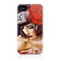 Gelaskins Hard Case Bloody Knuckles for iPhone 4, 4S