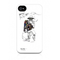 Gelaskins Hard Case Dr. Gonzo for iPhone 4, 4S