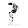 Gelaskins Hard Case Fish for iPhone 4, 4S