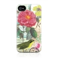 Gelaskins Hard Case Flora and Fauna for iPhone 4, 4S