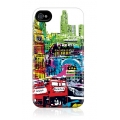 Gelaskins Hard Case London Skyline for iPhone 4, 4S