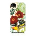Gelaskins Hard Case Rose Collage for iPhone 4, 4S
