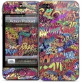 Gelaskins Action Packed for iPhone 4, 4S