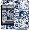 Gelaskins Crooklyn for iPhone 4, 4S