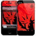 Gelaskins Libertie for iPhone 4, 4S