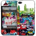 Gelaskins London Skyline for iPhone 4, 4S