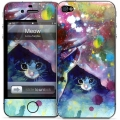 Gelaskins Meow for iPhone 4, 4S
