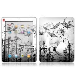 GelaSkins Cable Cranes for iPad
