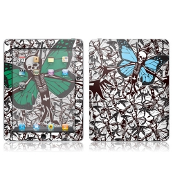 GelaSkins Scissors and Butterfly for iPad