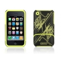 Griffin Elan Form Etch Tech Black/Green for iPhone 3G, 3GS (GB01477)
