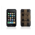 Griffin Elan Form Etch 405 Brown/Tan for iPhone 3G, 3GS (GB01399)