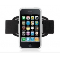 Griffin iClear with Belt Clip and Armband for iPhone 3G, 3GS (GB01355)
