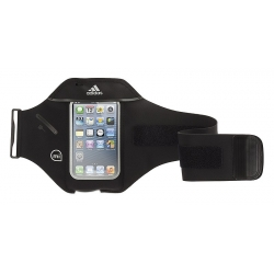 Griffin Adidas miCoach Armband Black for iPhone 5C, 5, 5S, iPod Touch 5 (GB36062)