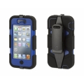 Griffin Survivor Black&Blue for iPhone 5, 5S (GB35680)