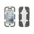 Griffin Survivor Grey&White for iPhone 5, 5S (GB35688)