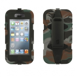 Griffin Survivor Hunter Camo for iPhone 5, 5S (GB35789)