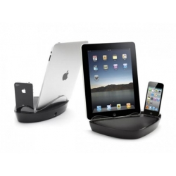 Griffin Powerdock Dual for iPad/iPhone/iPod (GC23126)