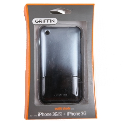 Griffin Outfit Shade Silver for iPhone 3G/3GS (GB01440)