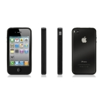 Griffin Reveal Black for iPhone 4 (GB01747)