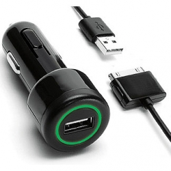 Griffin PowerJolt Car Charger for iPod/iPhone/iPad (GC23092)