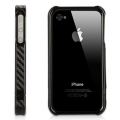 Griffin Elan Frame Graphite for iPhone 4, 4S (GB01791)