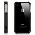Griffin Elan Frame Black for iPhone 4, 4S (GB01776)