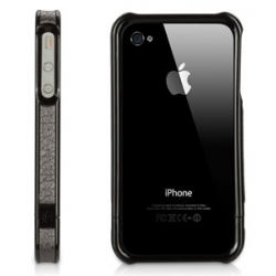 Griffin Elan Frame Platinum for iPhone 4, 4S (GB01790)