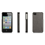 Griffin Elan Form Platinum Leather for iPhone 4, 4S (GB01693)