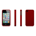 Griffin Outfit Ice Red for iPhone 4, 4S (GB01737)