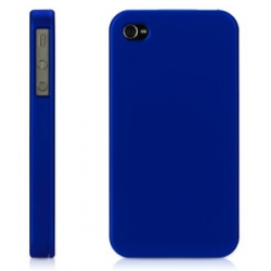 Griffin Outfit Ice Electric Blue for iPhone 4, 4S (GB01741)