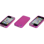 Griffin Outfit Ice Hot Pink for iPhone 4, 4S (GB01737)