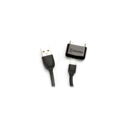 Griffin Charge&Sync Cable Kit Black for (GC17117)