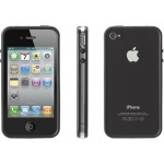 Griffin Reveal Frame Black for iPhone 4 (GB01825)