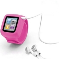 Griffin Slap Pink for iPod nano 6G (GB02197)