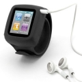 Griffin Slap Black for iPod nano 6G (GB02202)