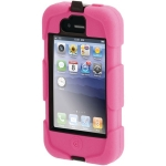 Griffin Survivor Pink/Black for iPhone 4, 4S (GB02476)