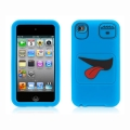 Griffin Faces Blue for iPod Touch 4G (GB03468)